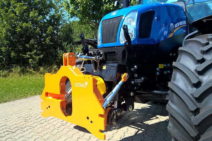 New Holland T6 120 – T6 175 / T7 170 – T7 210 (SWB T4A=T4i) – SAUTER